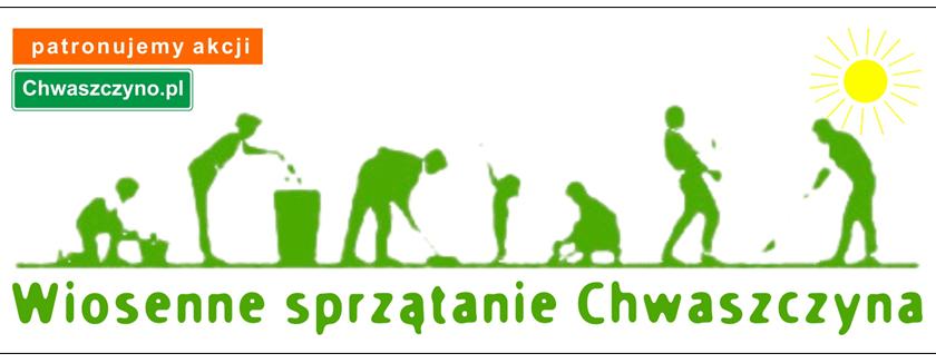 Międzynarodowy Dzień Ziemi - Wiosenne sprzątanie Chwaszczyna 24.04.2021r.