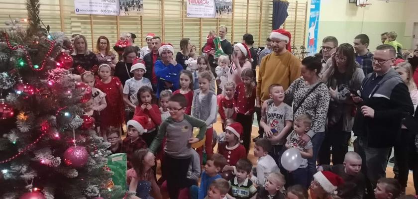 Zaproszenie na zabawę mikołajkową - 7 grudnia (sobota) godz. 16:00 szkoła w Chwaszczynie